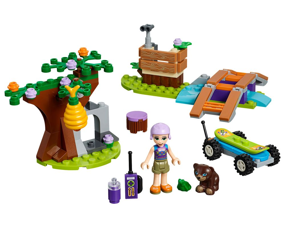 LEGO Set 41363-1 Mia's Forest Adventure (LEGO - Model)