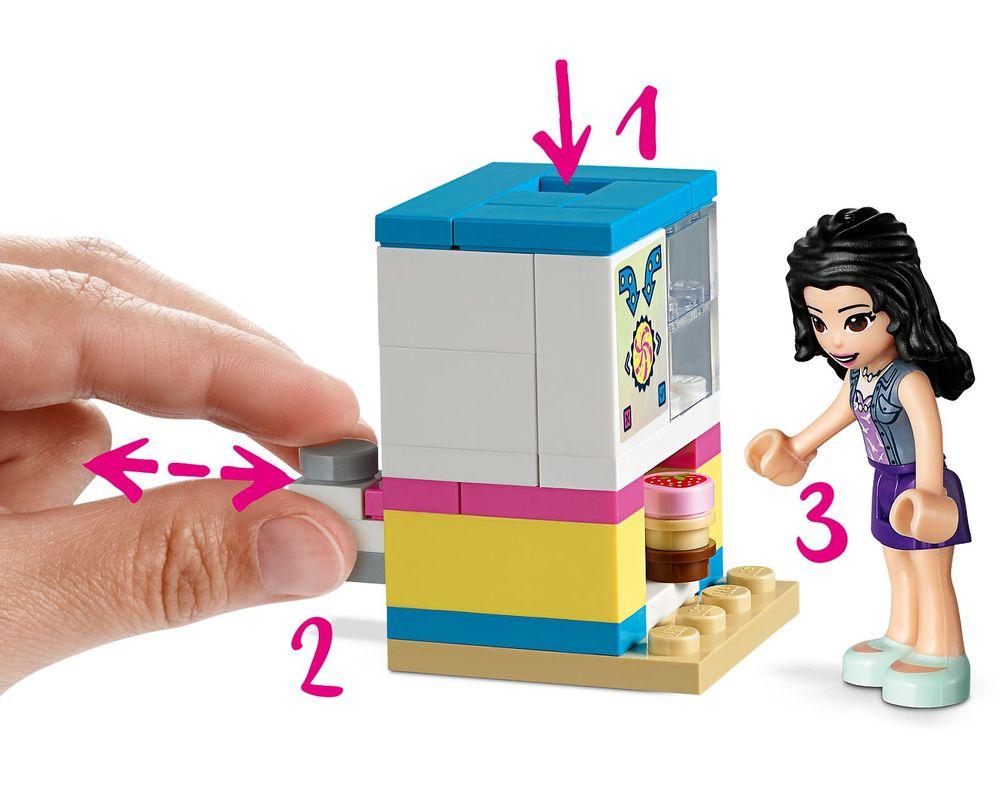 LEGO Set 41366-1 Olivia's Cupcake Cafe