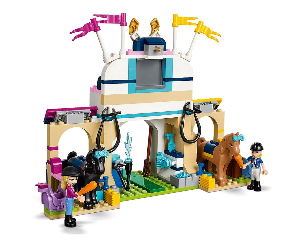 LEGO Set 41367-1 Stephanie's Horse Jumping