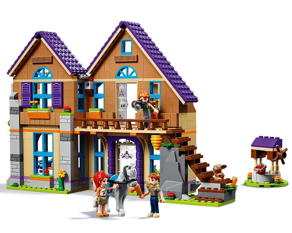 LEGO Set 41369-1 Mia's House