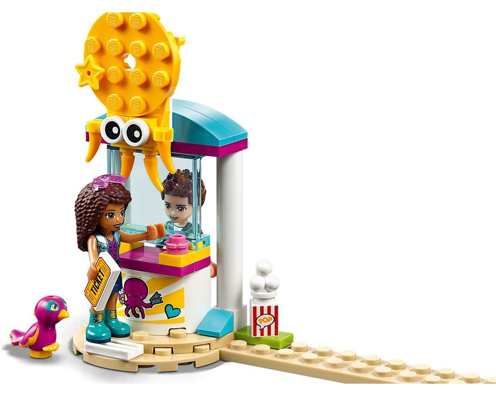 LEGO Set 41373-1 Funny Octopus Ride