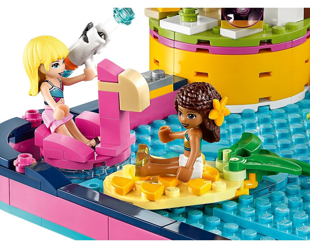 LEGO Set 41374-1 Andrea's Pool Party