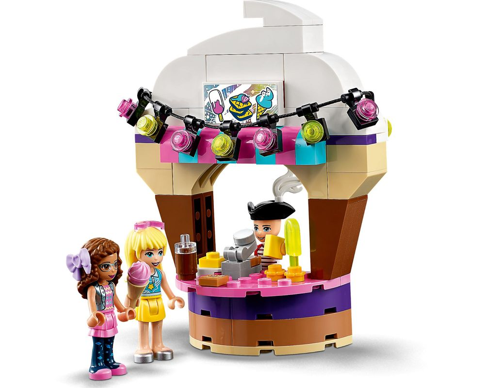 LEGO Set 41375-1 Heartlake City Amusement Pier