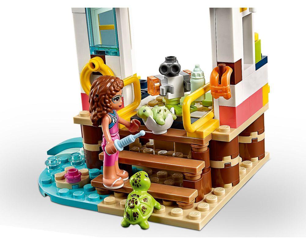 LEGO Set 41376-1 Turtles Rescue Mission