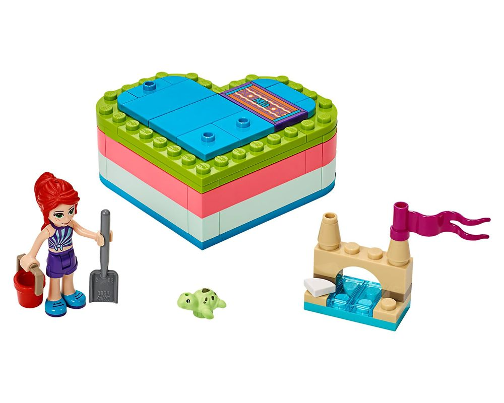 LEGO Set 41388-1 Mia's Summer Heart Box