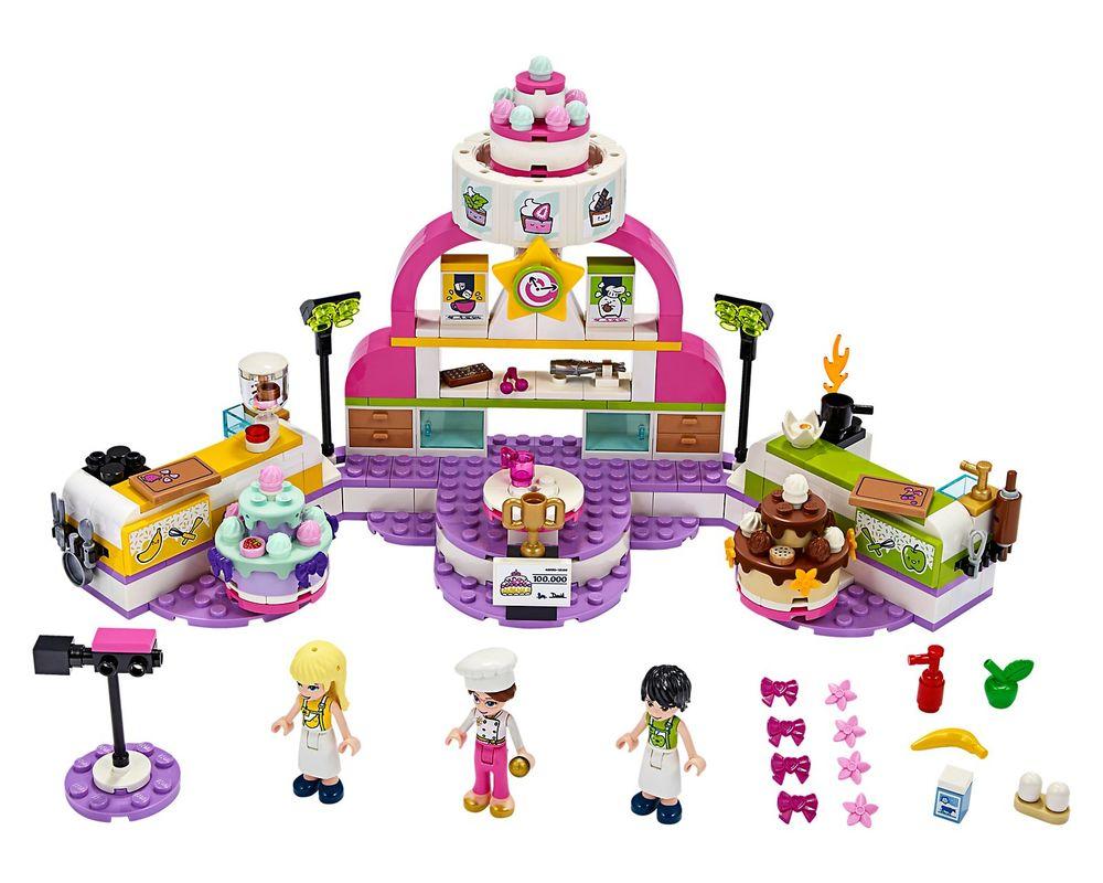 LEGO Set 41393-1 Baking Competition (Model - A-Model)