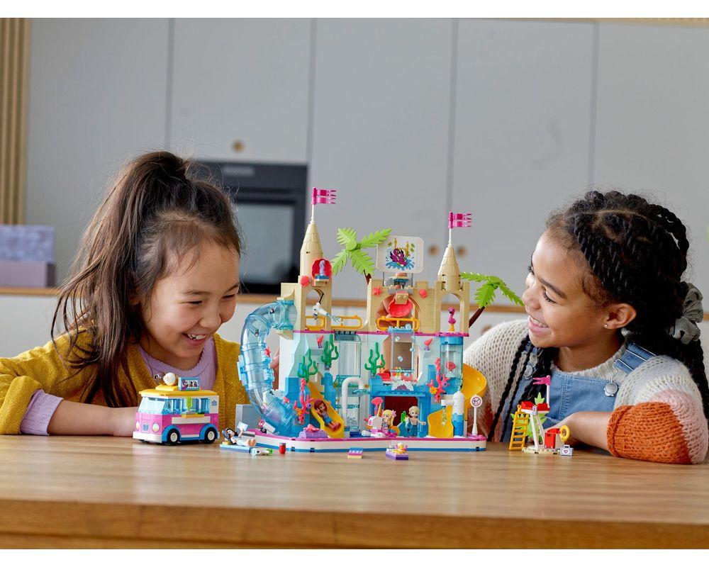 LEGO Set 41430-1 Summer Fun Water Park (2020 Friends ...