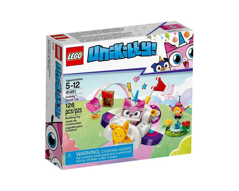 LEGO Set 41451-1 Unikitty Cloud Car