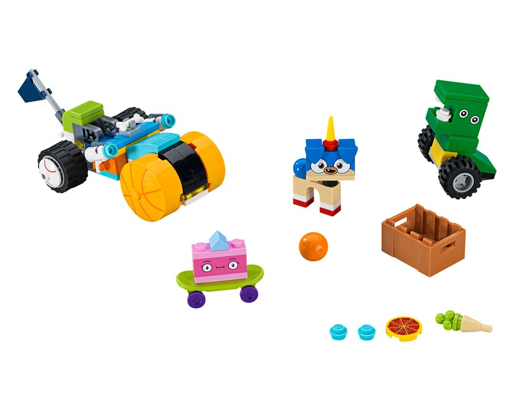 LEGO Set 41452-1 Prince Puppycorn Trike (LEGO - Model)