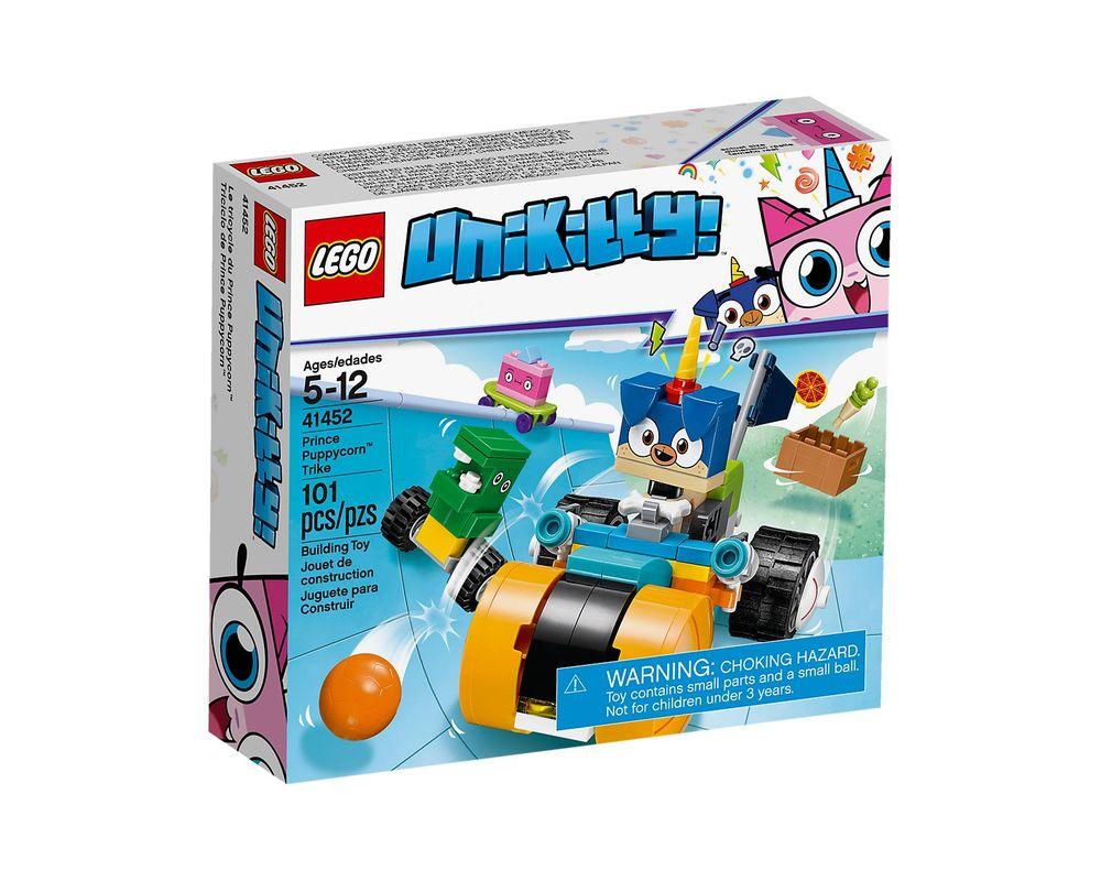 LEGO Set 41452-1 Prince Puppycorn Trike