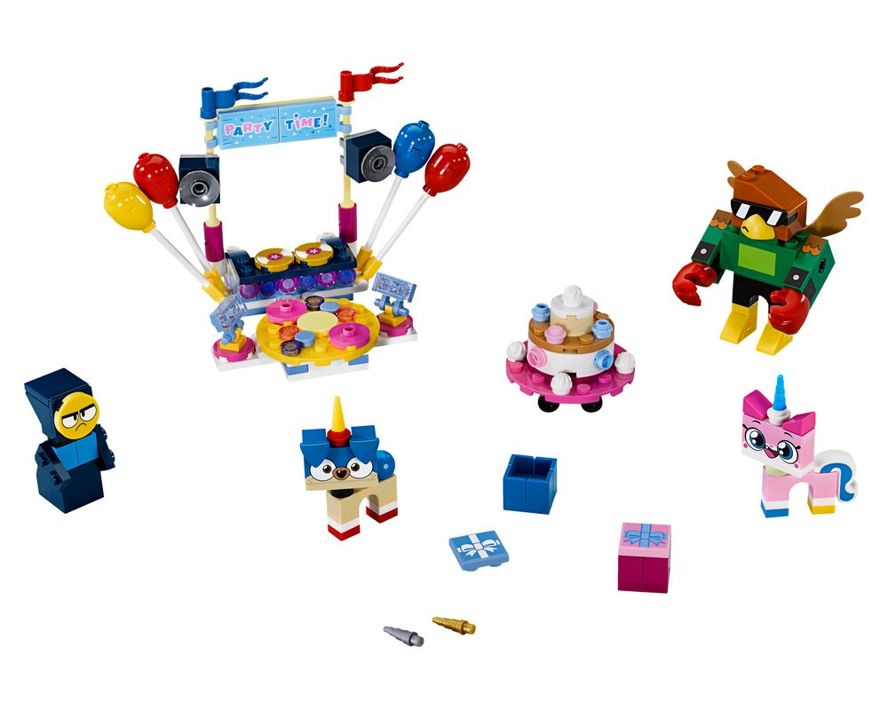 LEGO Set 41453-1 Party Time (Model - A-Model)