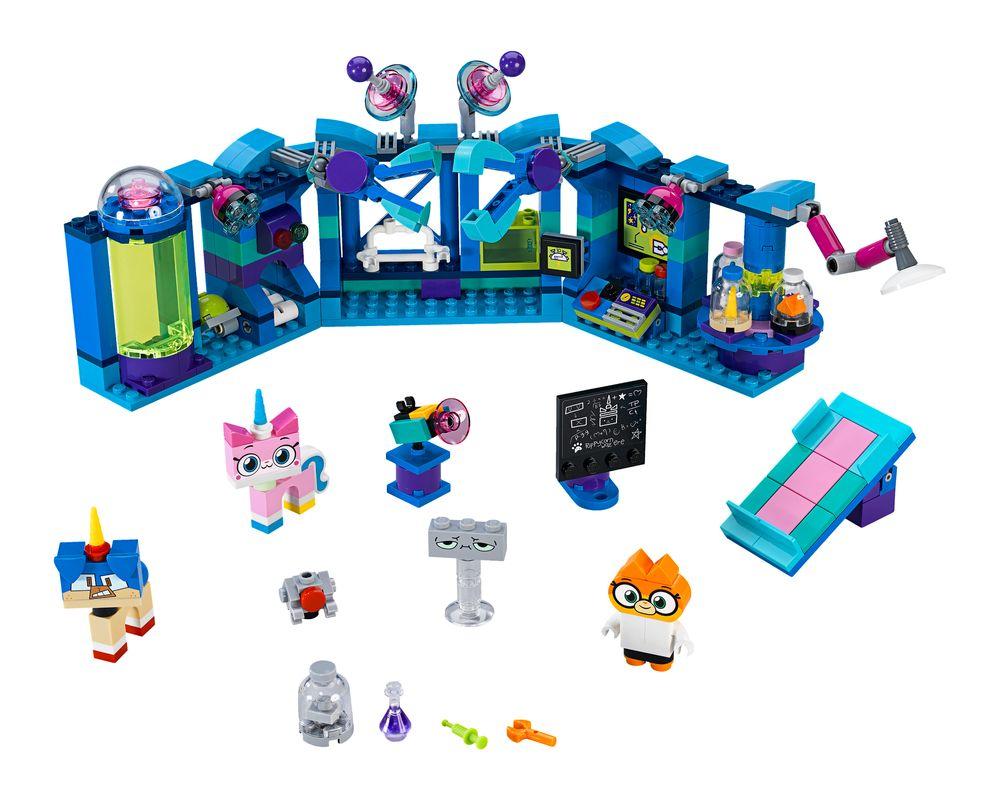 LEGO Set 41454-1 Dr. Fox Laboratory (Model - A-Model)