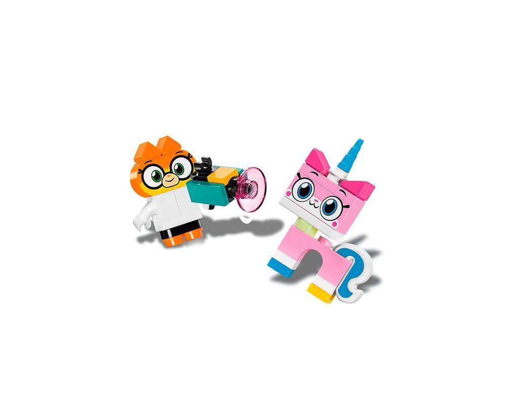 LEGO Set 41454-1 Dr. Fox Laboratory