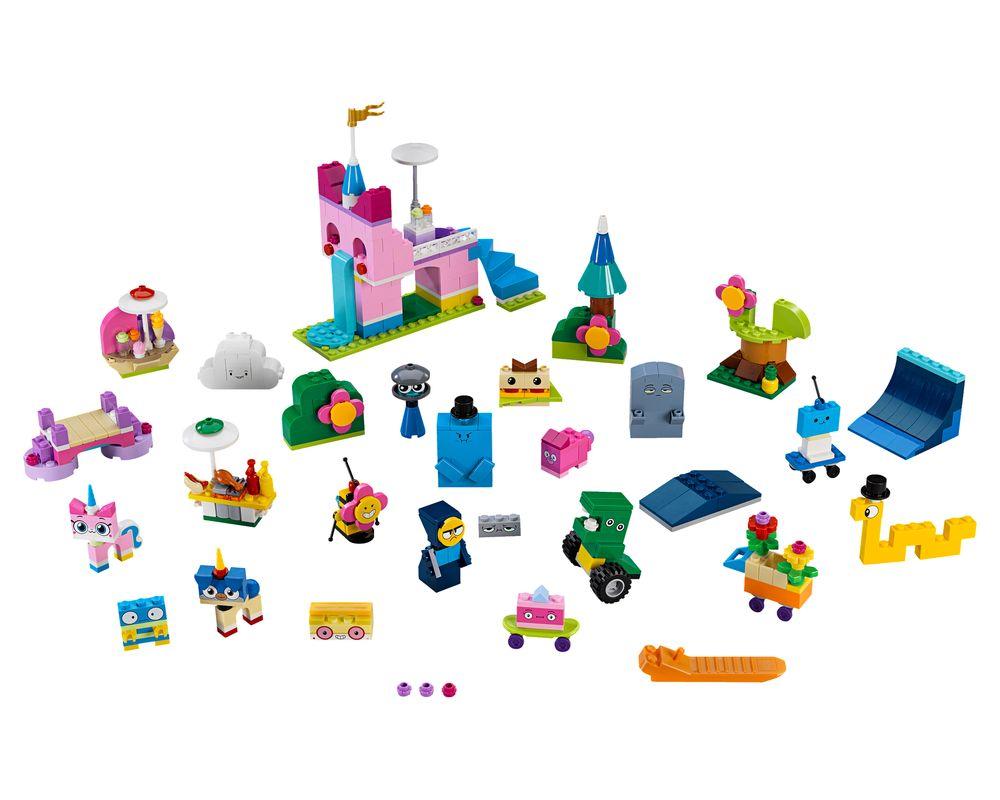 LEGO Set 41455-1 Unikingdom Creative Brick Box (LEGO - Model)
