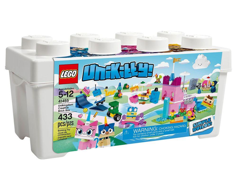 LEGO Set 41455-1 Unikingdom Creative Brick Box