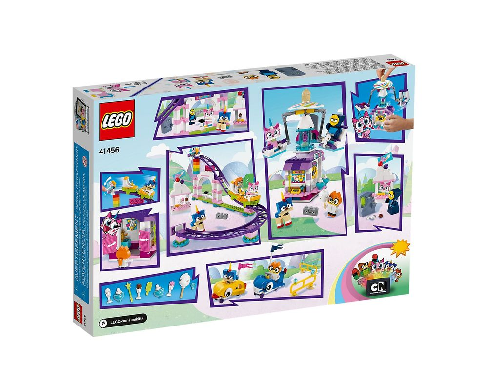 LEGO Set 41456-1 Unikingdom Fairground Fun