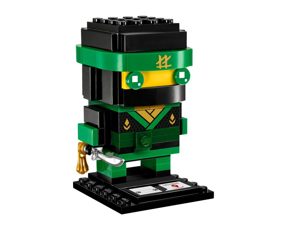 LEGO Set 41487-1 Lloyd (Model - A-Model)