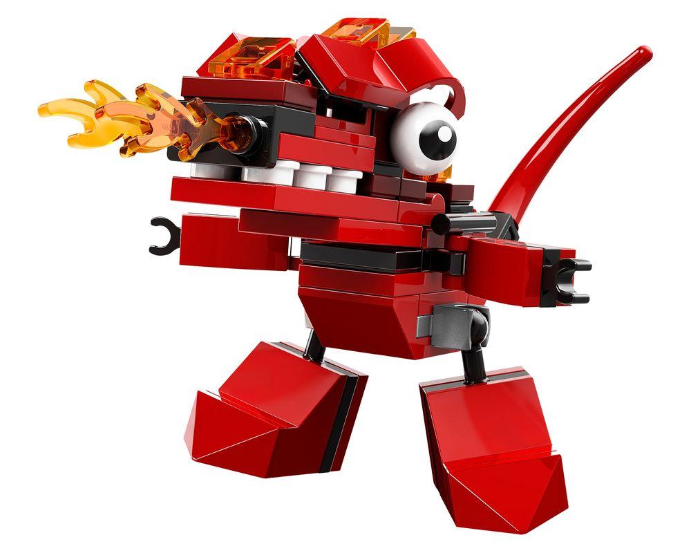 LEGO Set 41530-1 Meltus (LEGO - Model)