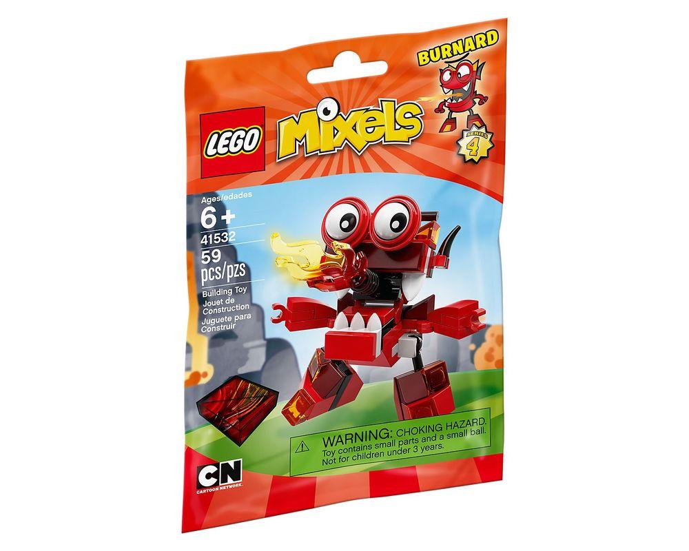 LEGO Set 41532-1 Burnard