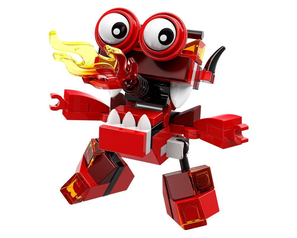 LEGO Set 41532-1 Burnard (LEGO - Model)