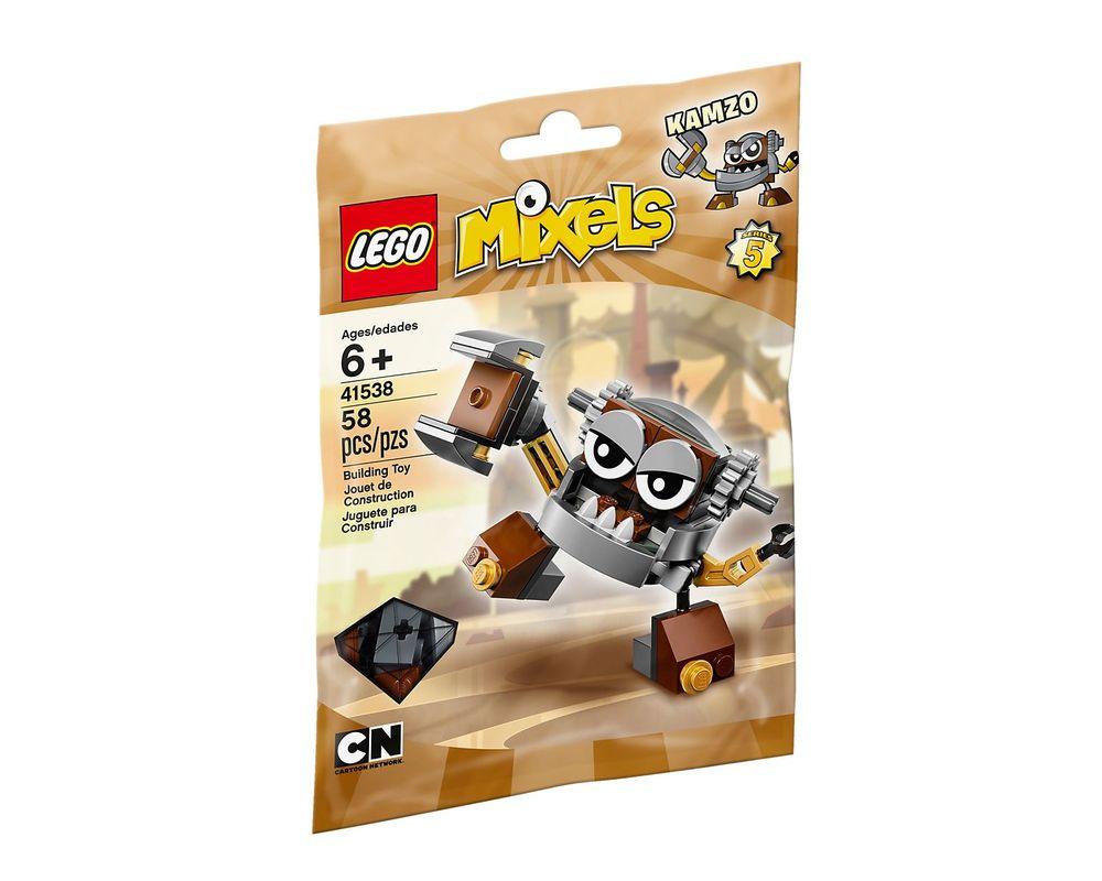 LEGO Set 41538-1 Kamzo