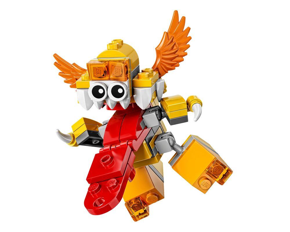 LEGO Set 41544-1 Tungster (Model - A-Model)