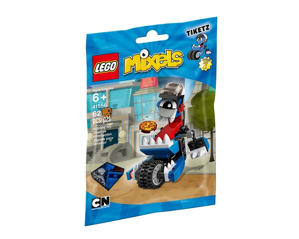 LEGO Set 41556-1 Tiketz