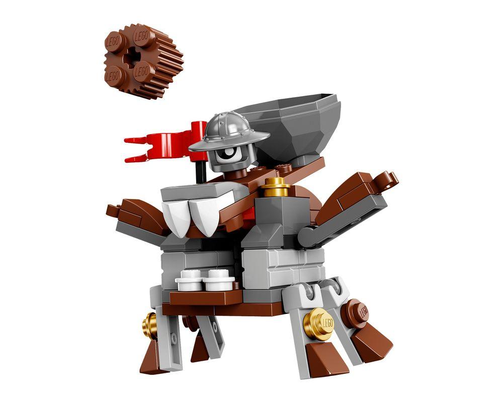 LEGO Set 41558-1 Mixadel (Model - A-Model)