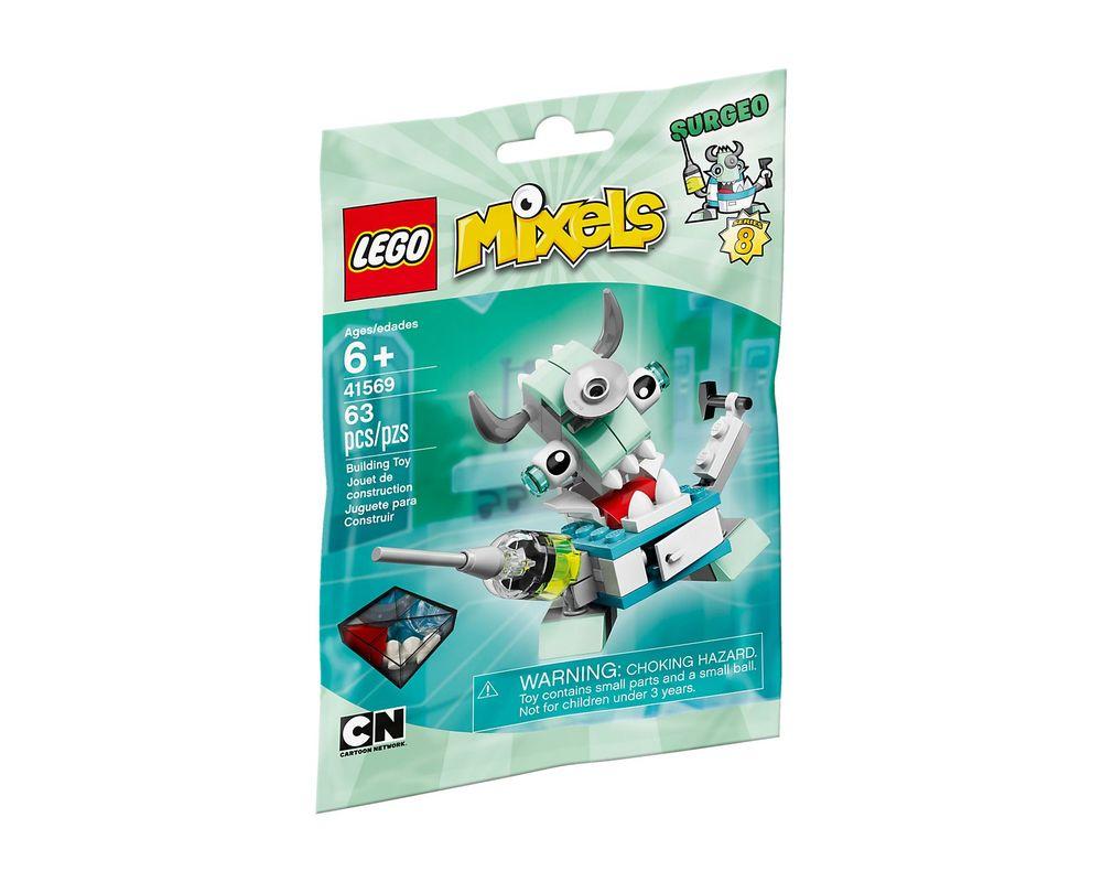 LEGO Set 41569-1 Surgeo