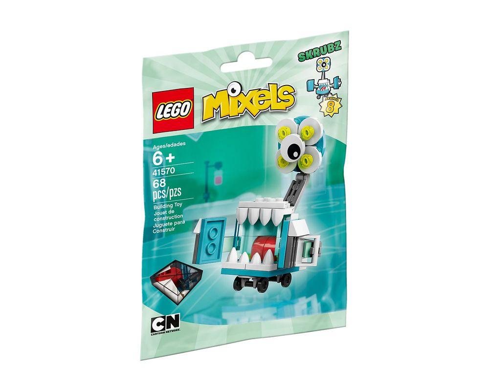 LEGO Set 41570-1 Skrubz