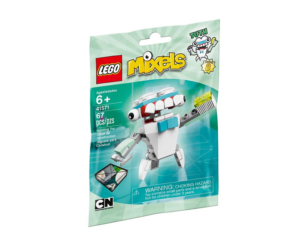 LEGO Set 41571-1 Tuth