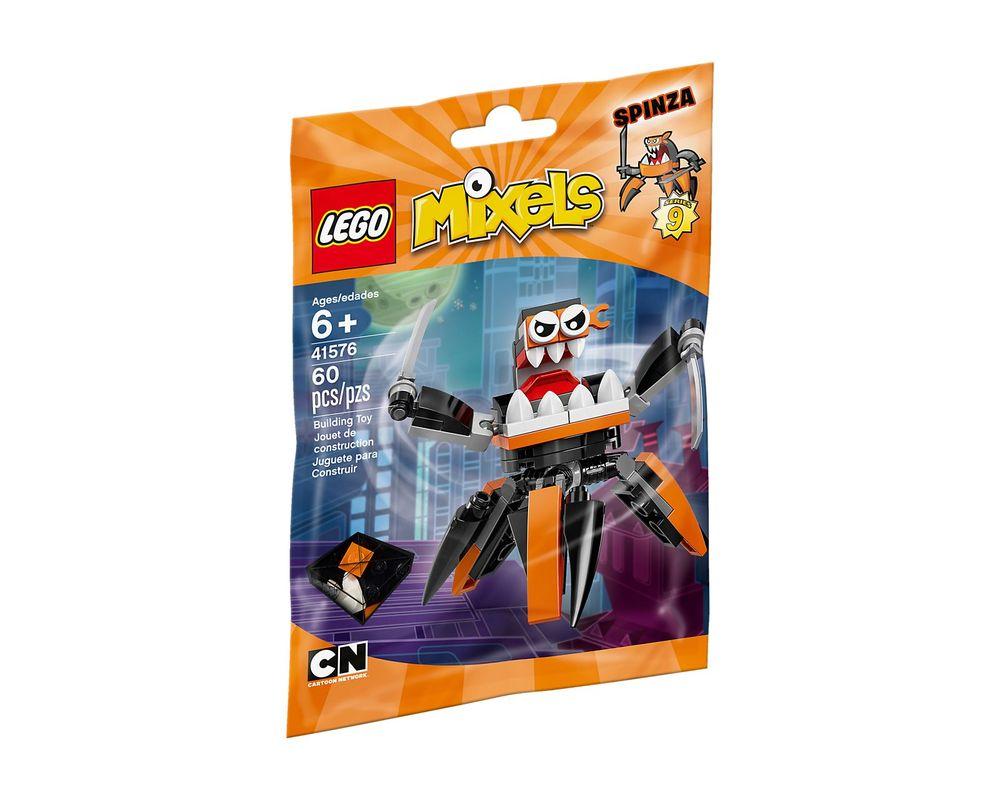 LEGO Set 41576-1 Spinza