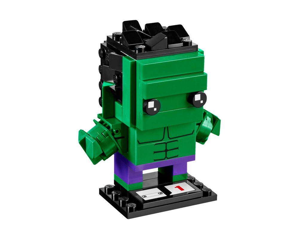LEGO Set 41592-1 The Hulk (Model - A-Model)