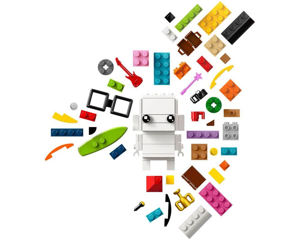 LEGO Set 41597-1 Go Brick Me (LEGO - Model)