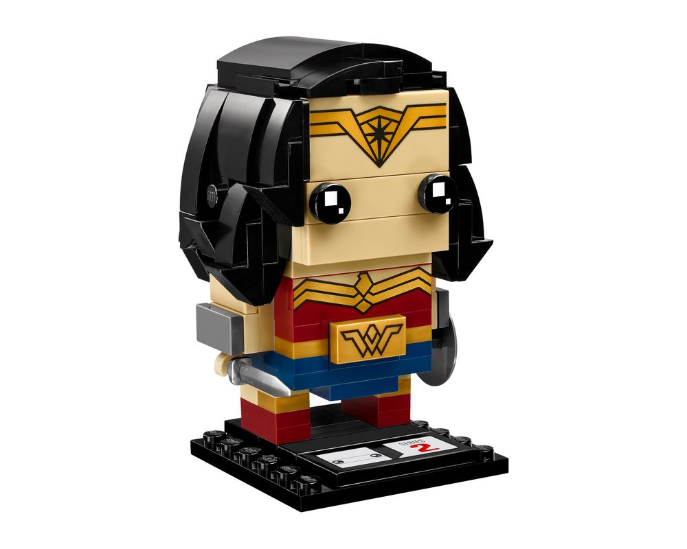 LEGO Set 41599-1 Wonder Woman (LEGO - Model)