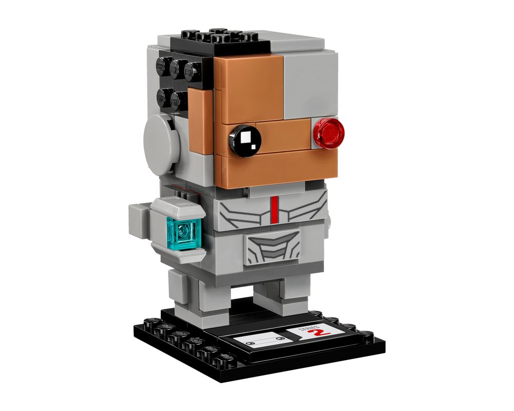 LEGO Set 41601-1 Cyborg (Model - A-Model)