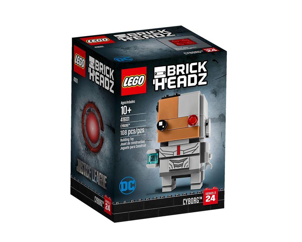 LEGO Set 41601-1 Cyborg