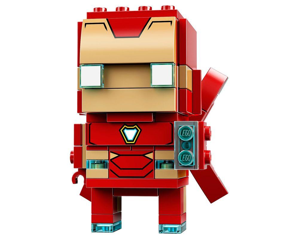 LEGO Set 41604-1 Iron Man MK50