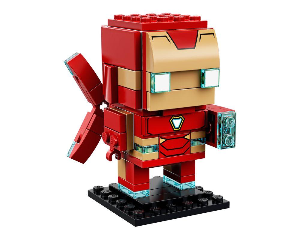 LEGO Set 41604-1 Iron Man MK50 (Model - A-Model)
