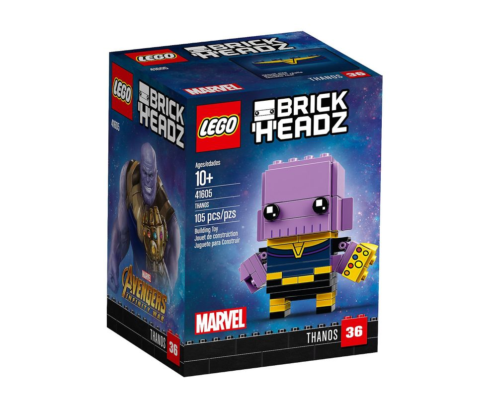 LEGO Set 41605-1 Thanos