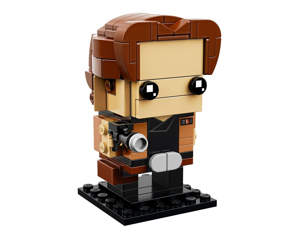 LEGO Set 41608-1 Han Solo (Model - A-Model)