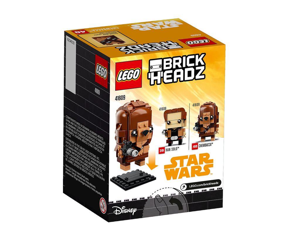 LEGO Set 41609-1 Chewbacca