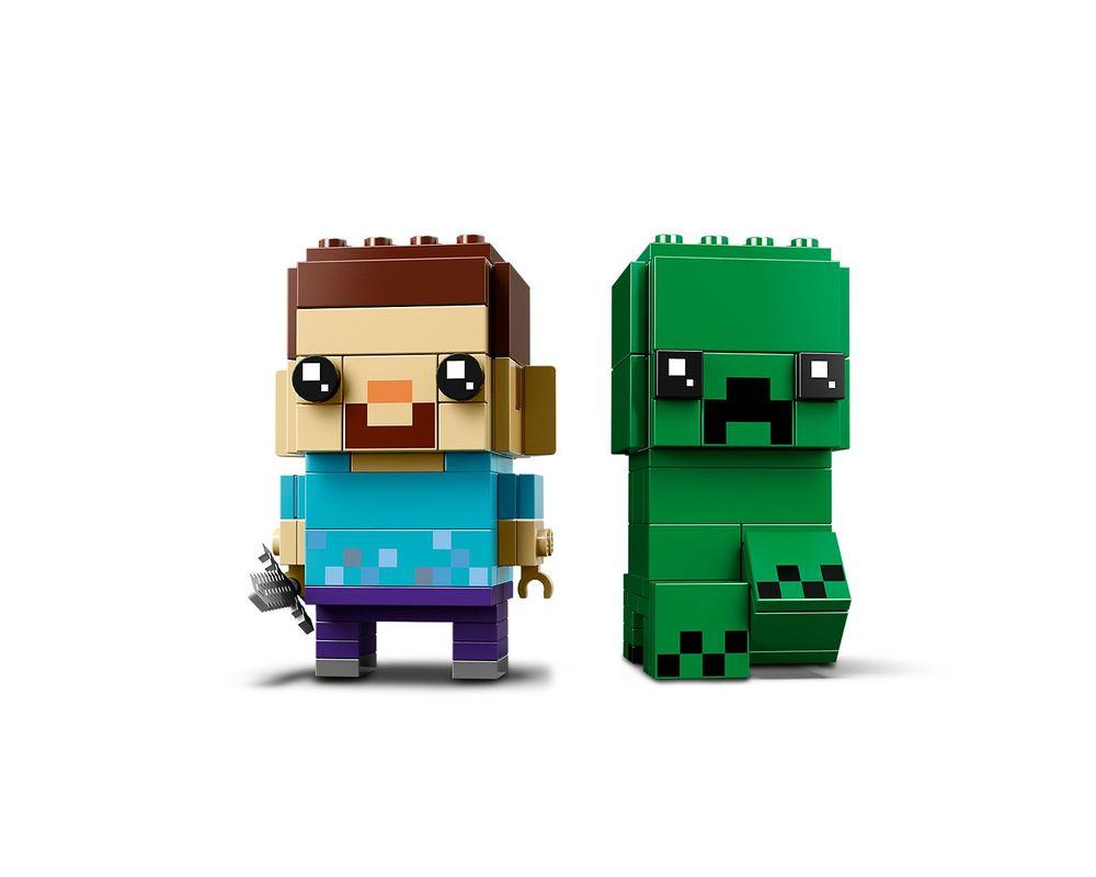 LEGO Set 41612-1 Steve & Creeper