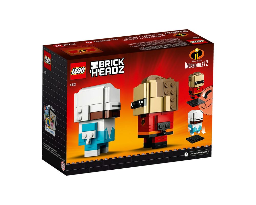 LEGO Set 41613-1 Mr. Incredible & Frozone