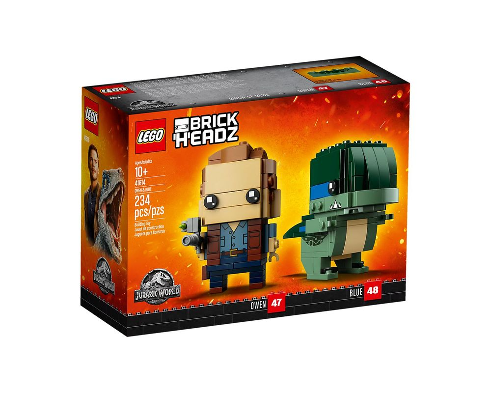 LEGO Set 41614-1 Owen & Blue