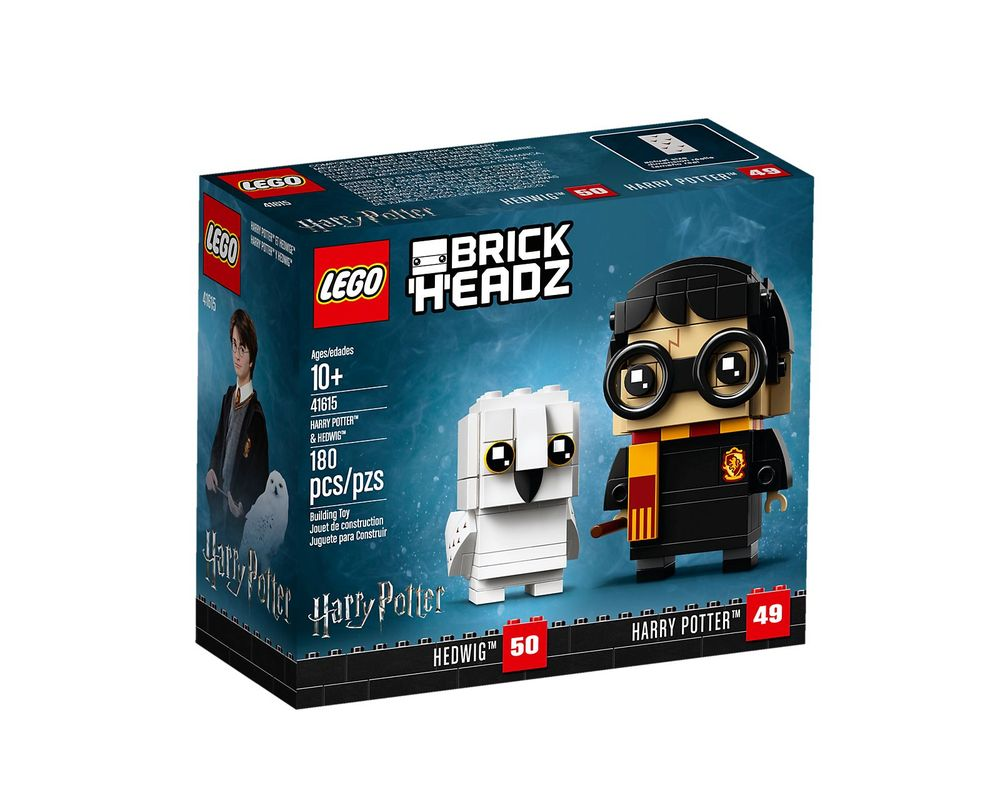 LEGO Set 41615-1 Harry Potter & Hedwig