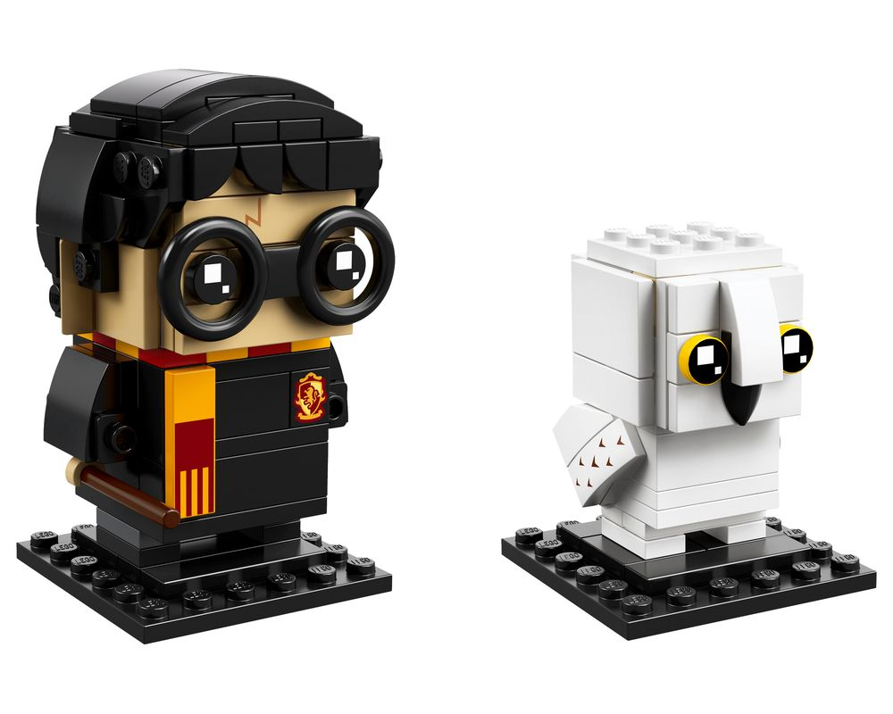 LEGO Set 41615-1 Harry Potter & Hedwig (Model - A-Model)