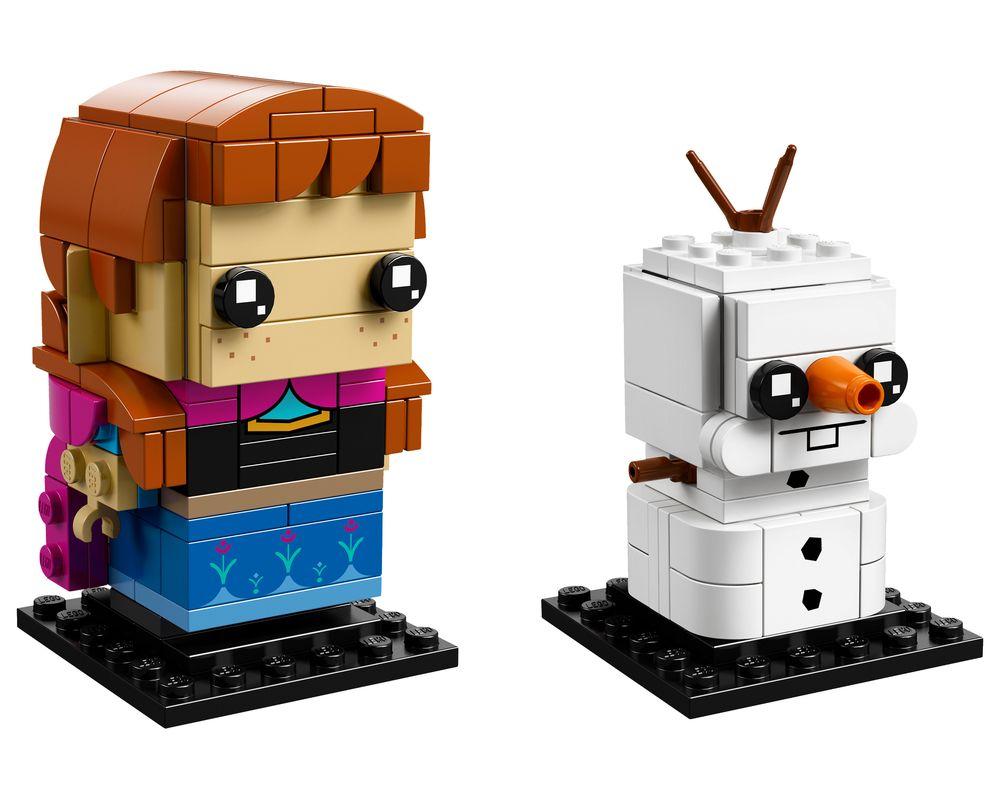LEGO Set 41618-1 Anna & Olaf (LEGO - Model)