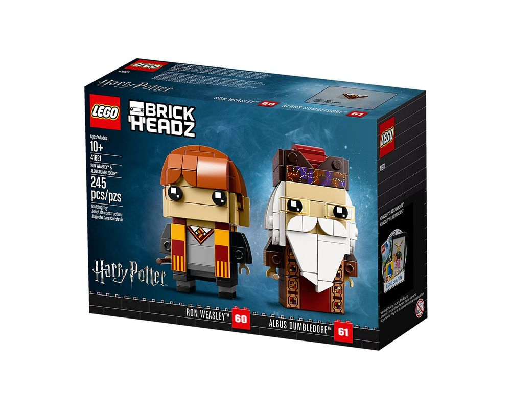 LEGO Set 41621-1 Ron Weasley & Albus Dumbledore