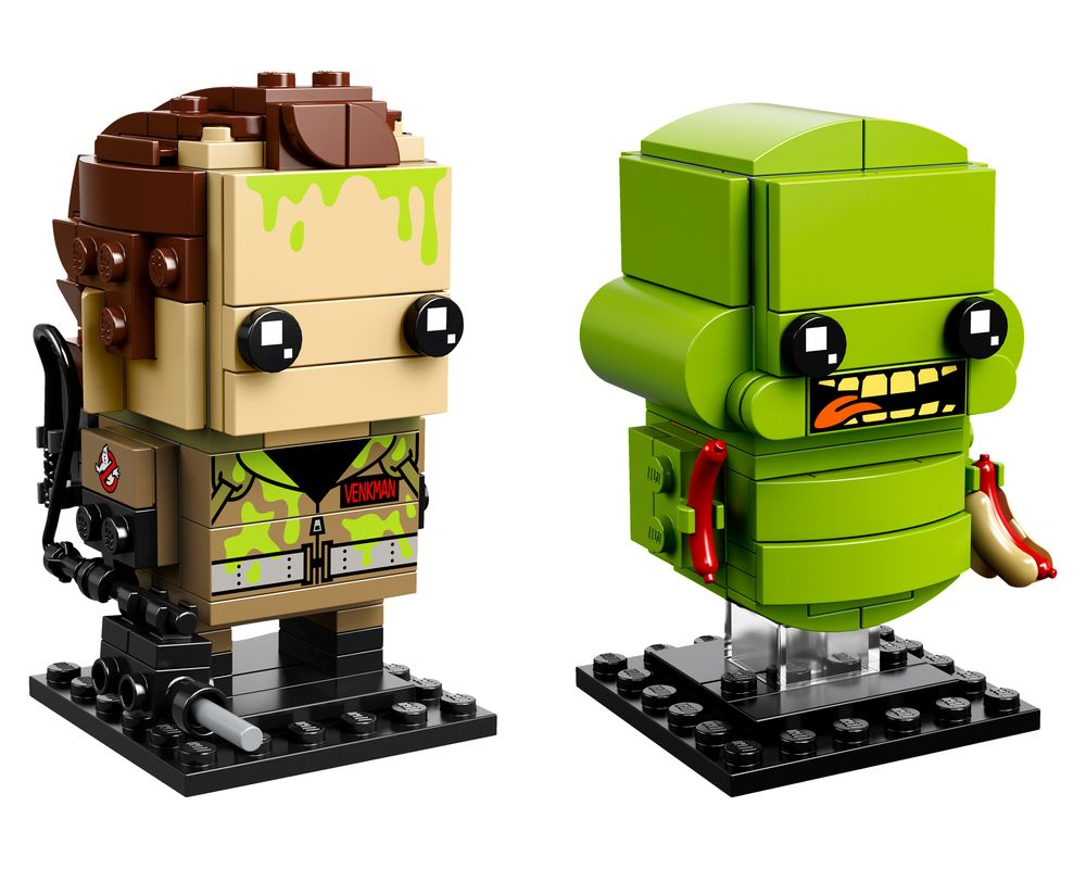 LEGO Set 41622-1 Peter Venkman & Slimer (Model - A-Model)